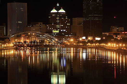 Rochester On The Genesee by Don Nieman