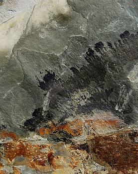 Rock Aerial Landscape 4 by Denise Clark