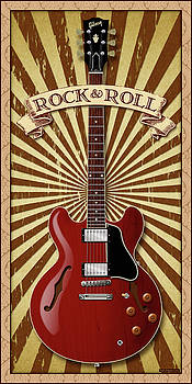 Rock and Roll 335 by WB Johnston
