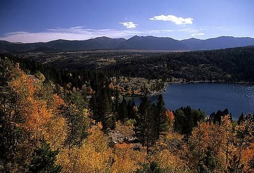 Don Kreuter - Rock Creek Lake Aspen