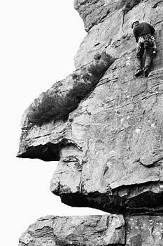 David Taylor - Rock face