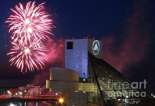 Rock Hall Induction Party by Mike Bruckman