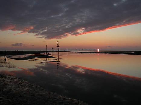 Edward Sobuta - Rock Harbor Sunset