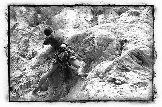 Rock Hard Climbing by Mario Bennet
