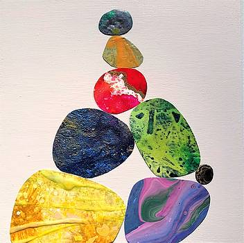 Rock Man by Ivy Stevens-Gupta