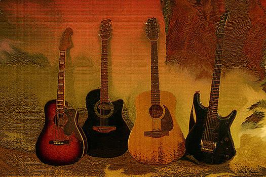 Linda Sannuti - Rock n Roll Guitars