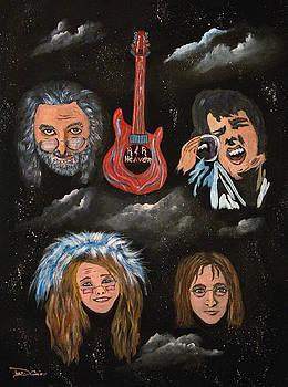 Rock 'n Roll Heaven by Dale Carr