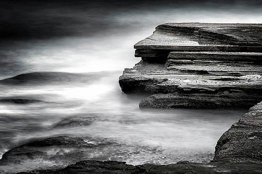 Rock Platform by Steve Caldwell