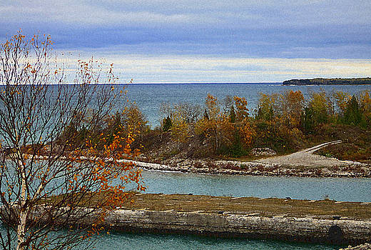 Scott Hovind - Rock Port in Alpena Michigan