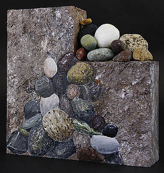 Rock Slide by Taunya Bruns
