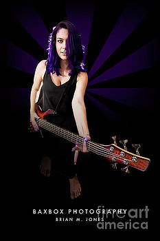 Rocker Girl by Brian Jones