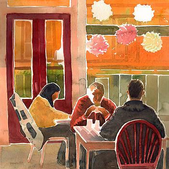 Rocket Cafe by Omar Jaramillo