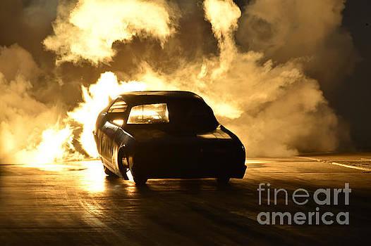Jet Drag Race Car by Howard Koby
