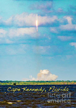 Rocket Launch by Timothy OLeary