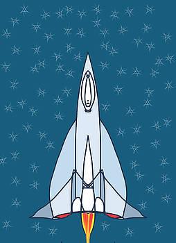 DENNY CASTO - Rocket ride