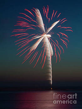 Rocket's Red Glare by Mike Dawson