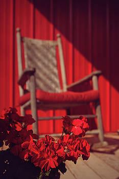 Rockin' Red by Jessica Brawley