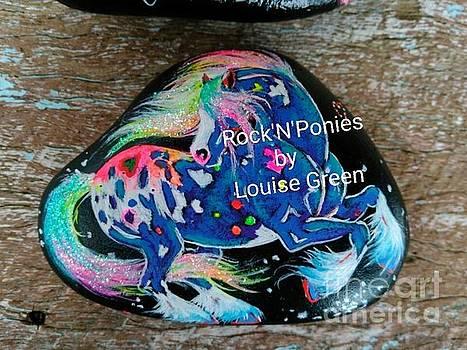 Rock'N'Ponies STORM DANCER GYPSY by Louise Green