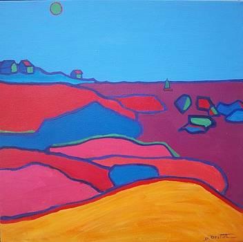 Rockport Dusk by Debra Bretton Robinson