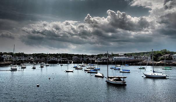 Rockport Harbor by Kevin Felts