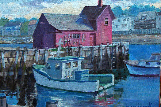Rockport  by Michael McDougall
