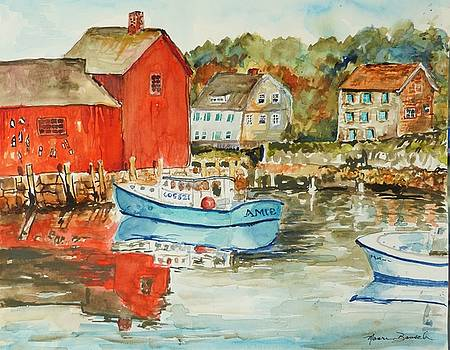Rockport by P Maure Bausch