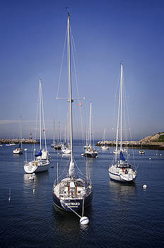 Rockport Sailboats by Ray Summers Photography