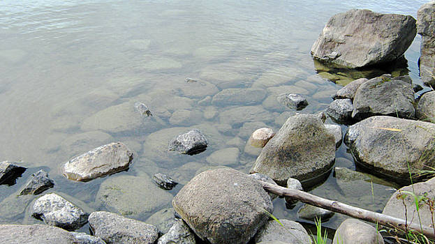Rocks and Water by Emma Frost