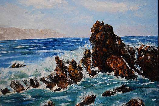 Rocks by Brian Hustead