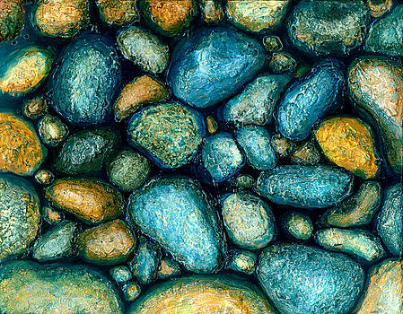 Rocks by Julia Collard