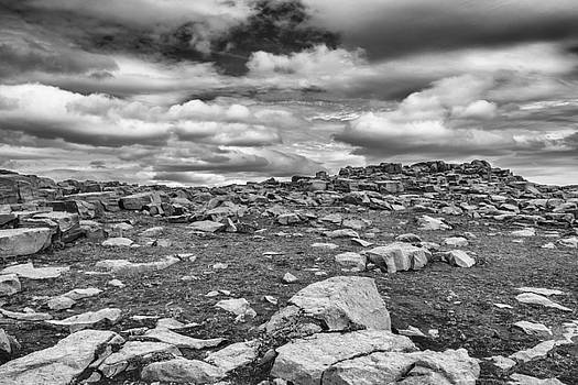 rocks near Dettifoss by Thomas Schreiter