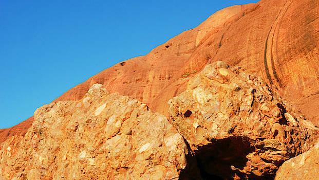 Lexa Harpell - Rocks of Kata Tjuta