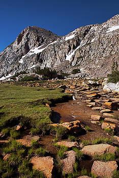 Rocks of the Sierra Nevada by David Lunde
