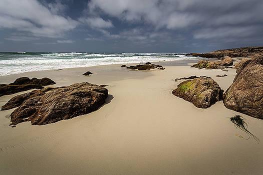 Rick Strobaugh - Rocks on the Shore