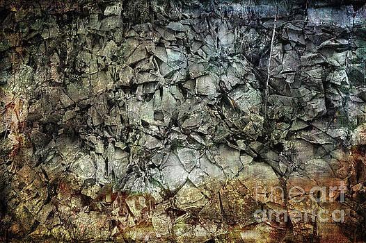 Rocky Abstraction by Randi Grace Nilsberg