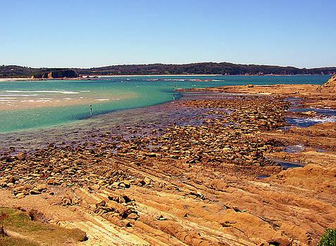 Elisabeth Dubois - Rocky beach