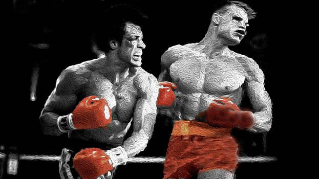 Rocky by Nixo by Nicholas Nixo