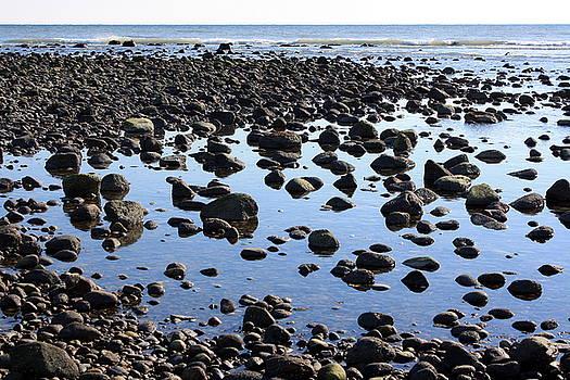 Anne Babineau - rocky coast