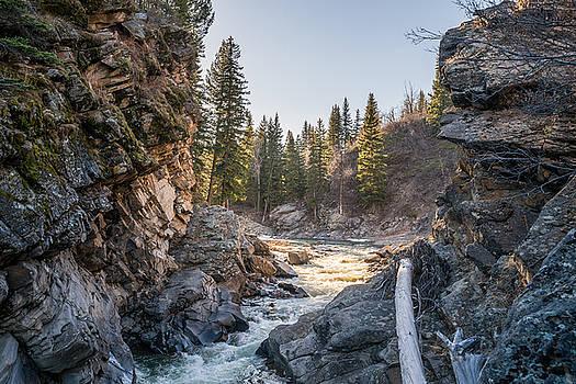 Rocky Gorge by Dwayne Schnell