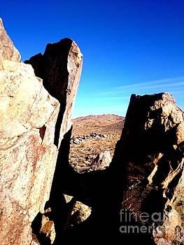Rocky hike  by Guy Hoffman