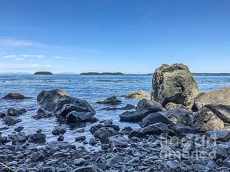 Rocky Islands by William Wyckoff