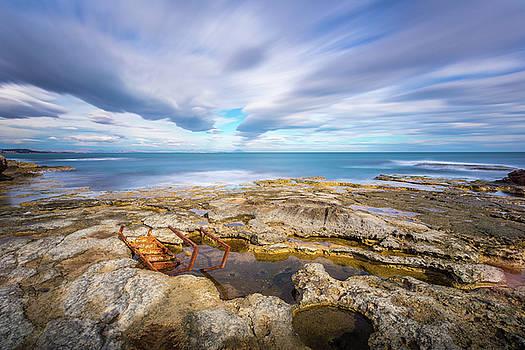 Rocky Landscape by Gary Gillette