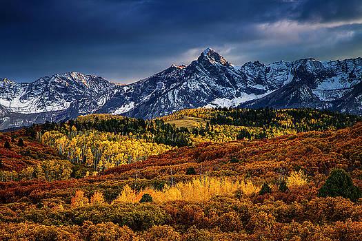Rocky Mountain Autumn by Andrew Soundarajan