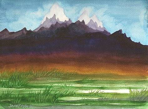 Rocky Mountain High 2000 by Janet Hinshaw