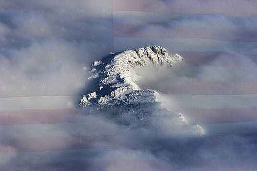 Rocky Mountain High - America The Beautiful by James BO Insogna