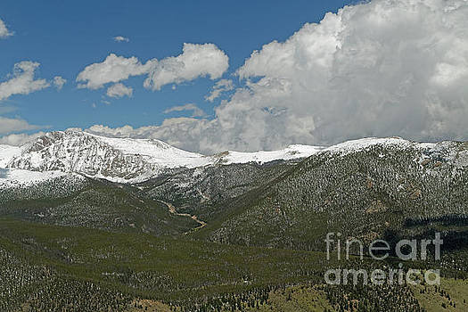 Rocky Mountain Landscape 2 by Natural Focal Point Photography