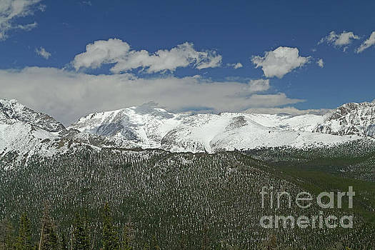 Rocky Mountain Landscape 3 by Natural Focal Point Photography