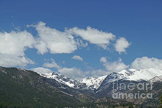Rocky Mountain Landscape 5 by Natural Focal Point Photography