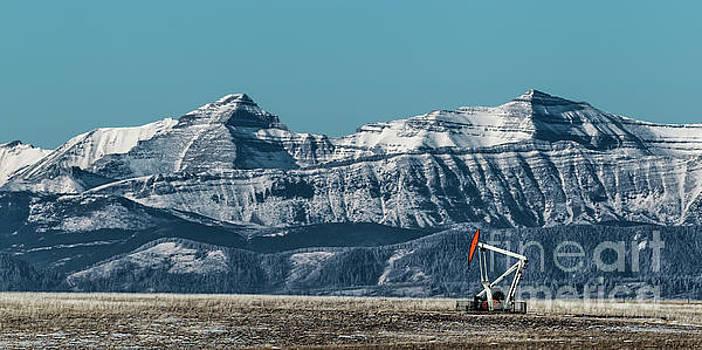 Rocky Mountain Oil by Brad Allen Fine Art