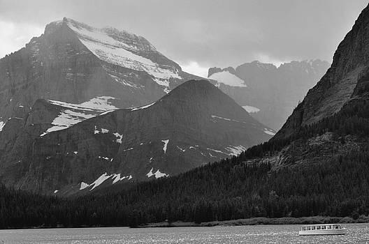 Rocky Mountain Peaks by D Nigon